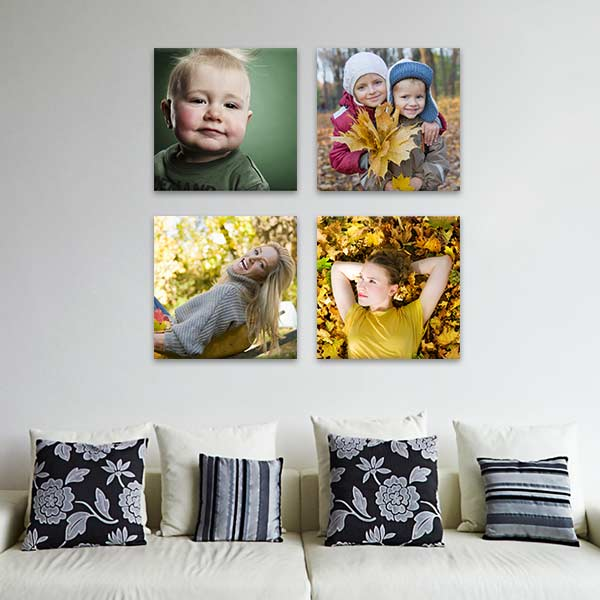 Decorate your walls with beautiful canvas prints available in multiple sizes and styles.