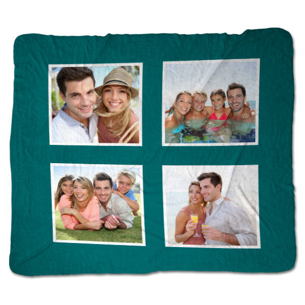 Create the perfect duvet cover with your photos and personalize to match your bedroom decor.