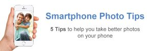smartphone photo tips