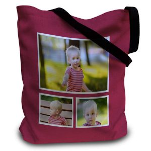 Design your own tote bag with your favorite memories for the perfect fashion accessory that is both stylish and practical.