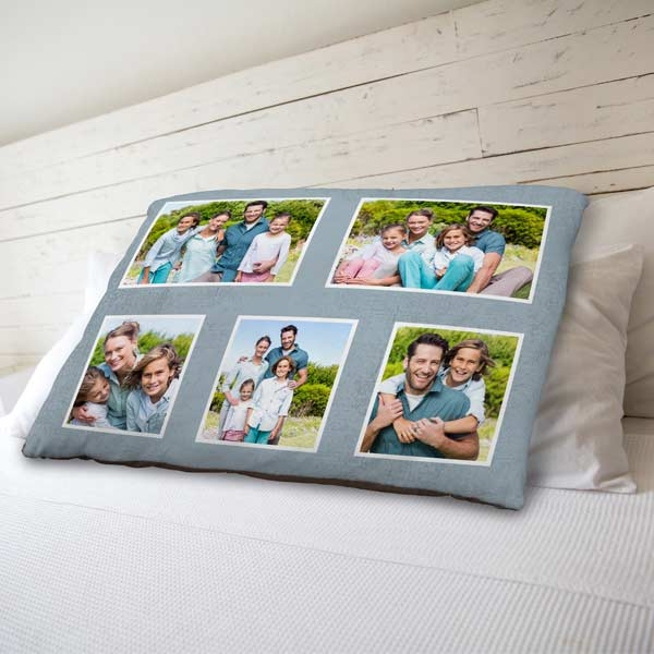 Photo Personalized super soft large tv pillow