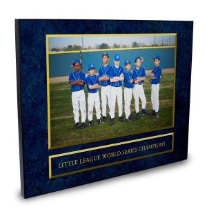 Celebrate any personal achievement or milestone with our personalized photo award plaque.