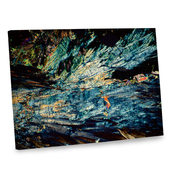 Add elegance and sophistication to the look of your home with our abstract painting photo canvas.