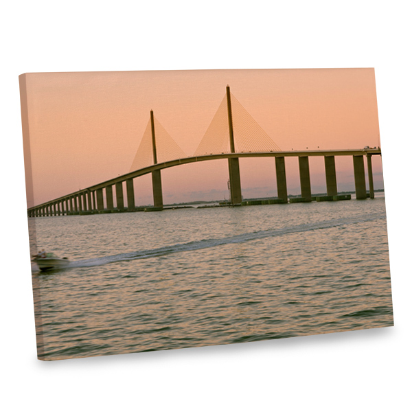 Add a tranquil feel to your home with our high quality canvas landscape prints.