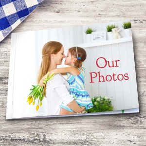 Create your own everyday 4x6 photo book full of pictures and stories of your life