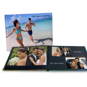 Commemorate any occasion with a beautiful layflat photo book, perfect for your pictures