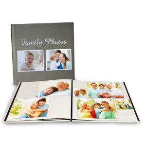 Our lay flat albums make the perfect coffee table book to share your fondest memories.