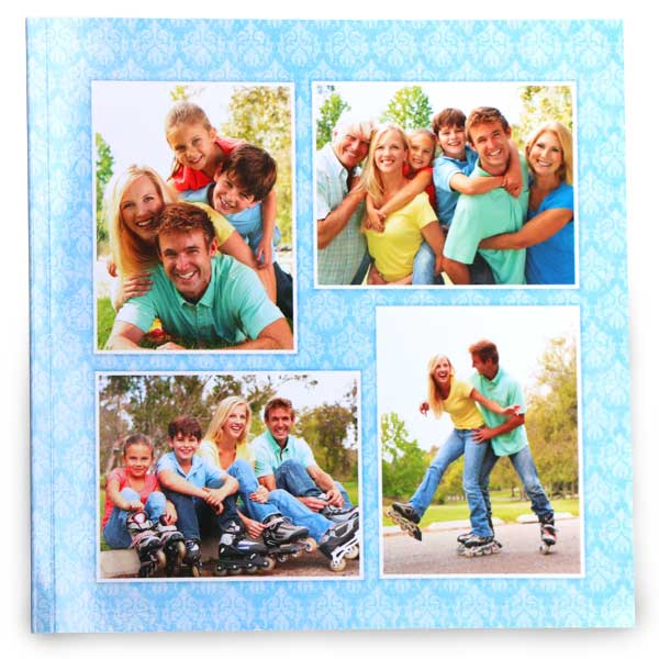 Design your own 8x8 photo book with soft cover for your photo album collection