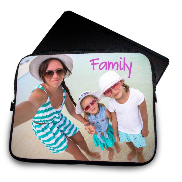 Turn your photo into a case you can use for your laptop and enjoy your photo every time you pull out your computer