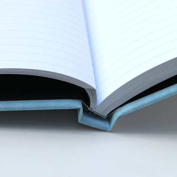 Each hardcover journal is professionally bound to securely hold your thoughts in place