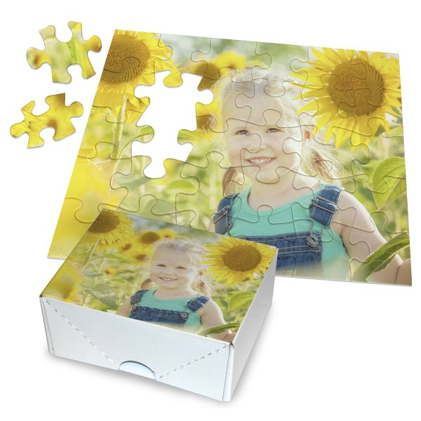 Puzzles of all sizes for any type of photograph and puzzle enthusiast