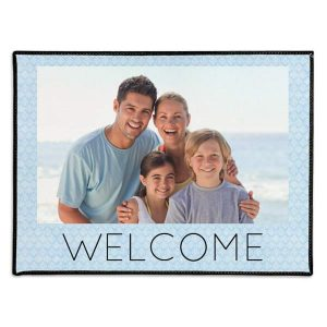 Create your own custom door mat to welcome all visitors to your home