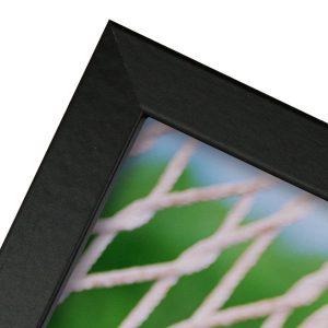 Contemporary black frame for your photos