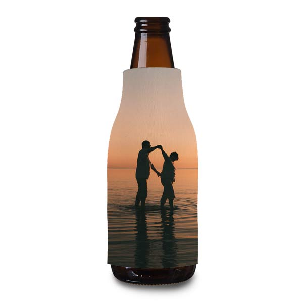 Add a picture to create your bottle cooler and start a conversation