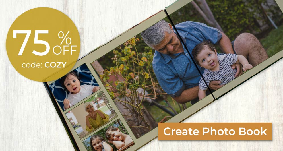 Personalize your own photo books with MailPix